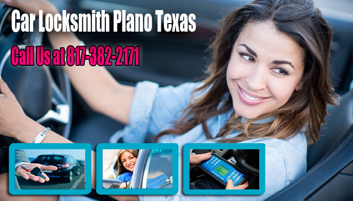 Car Locksmith Plano Banner